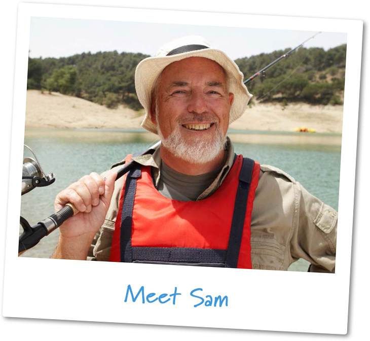 Retirees like me: Sam