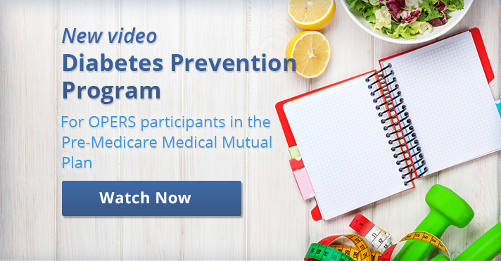Watch a video about the new Diabetes Prevention Program