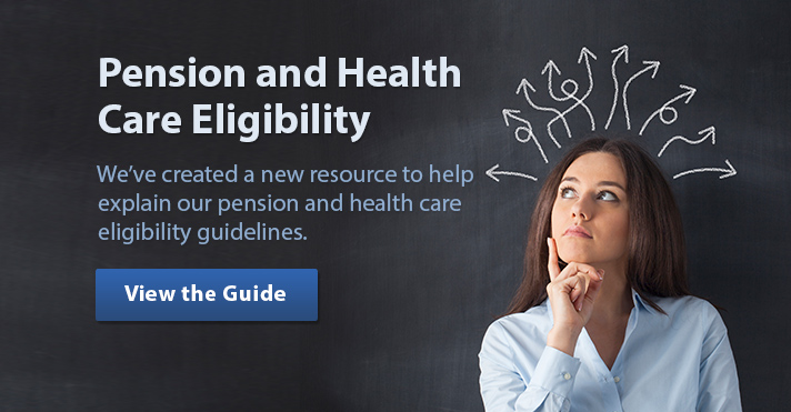 OPERS has created a new online resource to explain pension and health care eligibility. Click here to learn more.
