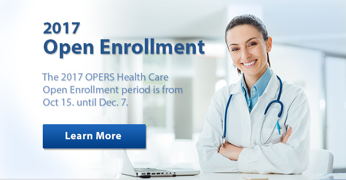 Open Enrollment 2017, click here for more information