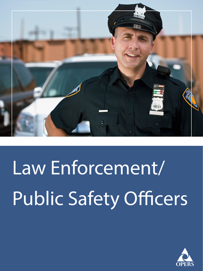 Law Enforcement Officers cover