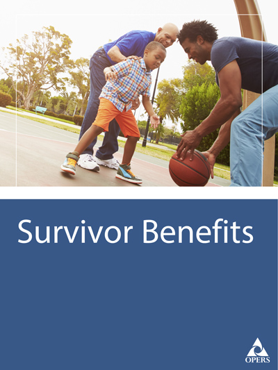 Survivor Benefits cover