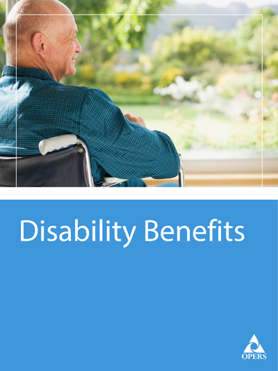 Disability Benefits cover
