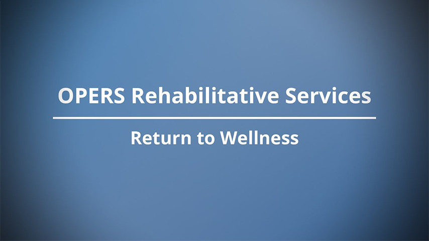 Rehabilitative Services testimonial video