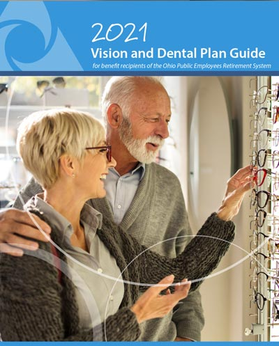 Vision and Dental Plan Guide cover
